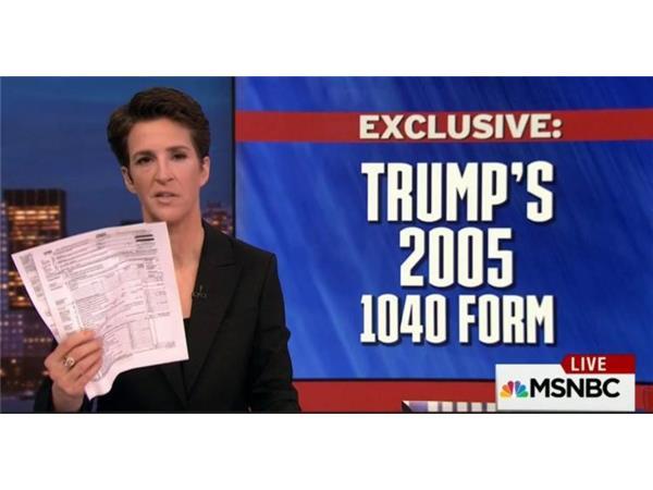 Rachel Maddow to reveal Trumps 2005 Tax Returns, Preet Bharara, Jill Stein