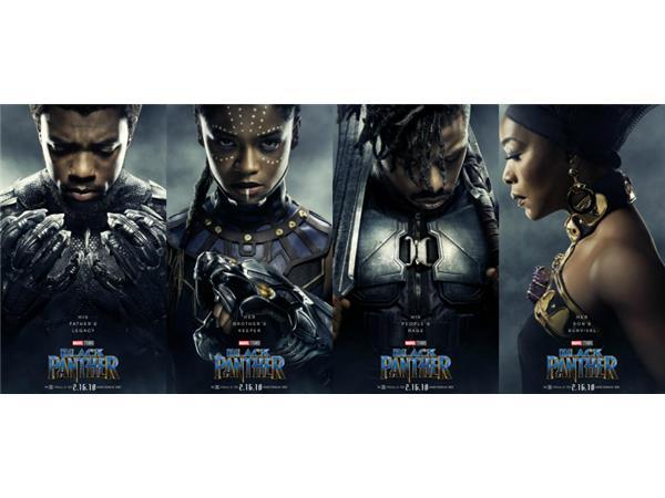 """""""Black Panther"""" breaks $1Billion; Blood Sunday; Harriet Tubman; #WakandaTheVote"""