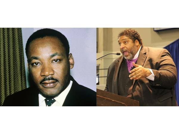 Dr. King is praised by Republicans who destroy his legacy; Rev. William Barber