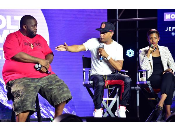 REVOLT TV Summit, Killer Mike, T.I. Candace Owens; WE don't understand History