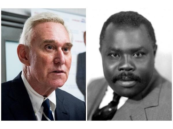Marcus Garvey may get a pardon from Trump according to Roger Stone. Why?