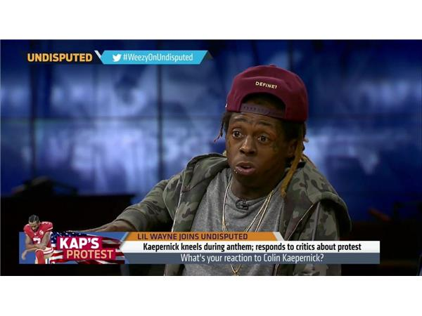 Lil Wayne disses BLM, Colin Kaepernick has a Know Your Rights youth camp