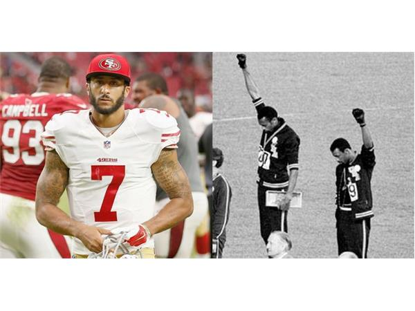 Kaepernick punished by NFL, Blk Uber driver threatened, Cost of Segregation