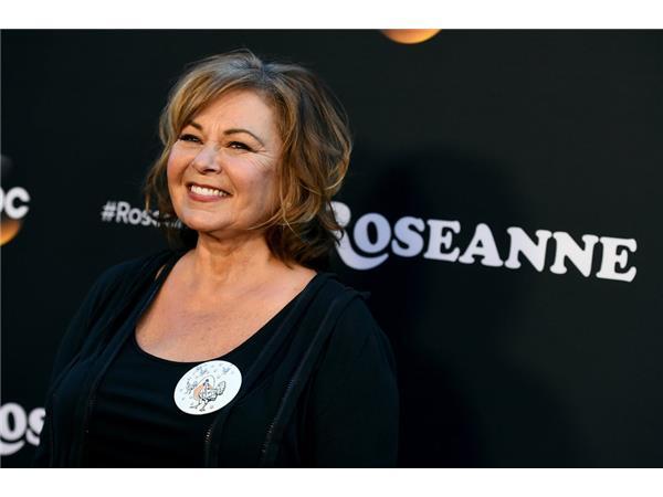 ABC cancels 'Roseanne' following Roseanne's bigoted tweet about Valerie Jarrett