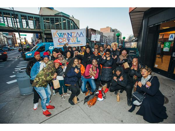 Kwanzaa Crawl 2019 recycles $250K to Black Businesses in NY - Michael Imhotep