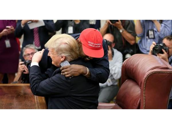 Kanye West, Trump, White Supremacy by Ventriloquism; Why Blacks became Democrats