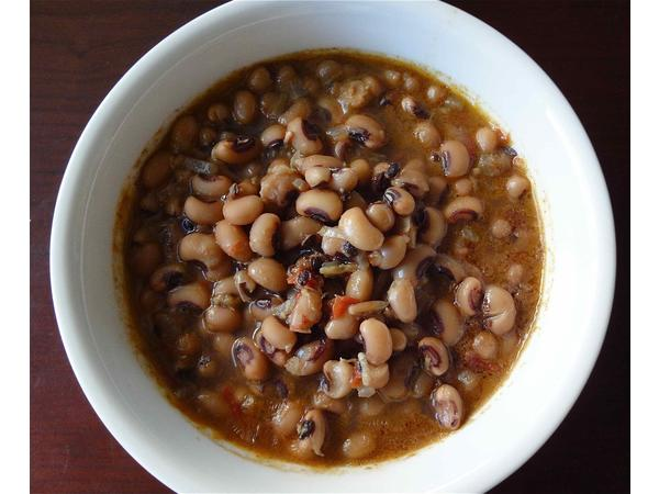 Why do African Americans eat Black-eyed peas on New Year's Day? African foods