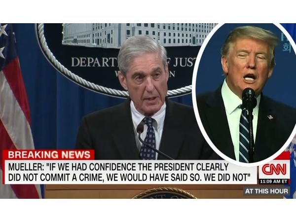 Mueller speaks on Russia Inquiry, Obstruction; Black Voters want Trump Impeached