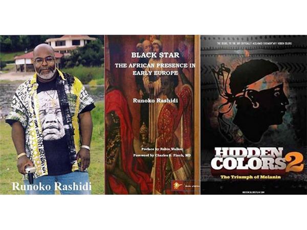 Runoko Rashidi: African Presence In America Before Slavery - DETROIT: 3days 8-25