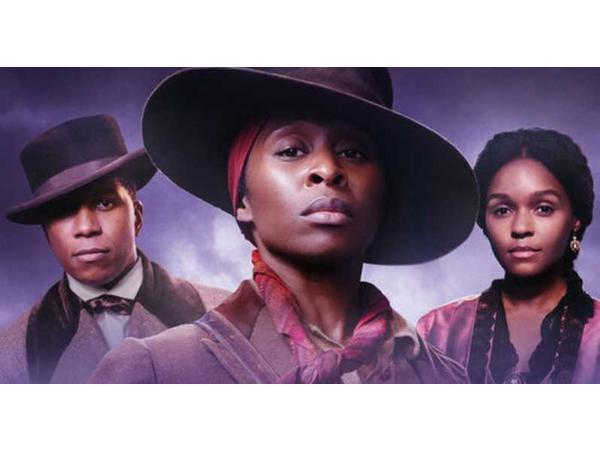 Harriet Tubman movie controversy. Historian Jamon Jordan, Michael Imhotep
