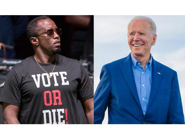 Diddy says he may hold the Black Vote hostage? Biden; Creates OurFairShare