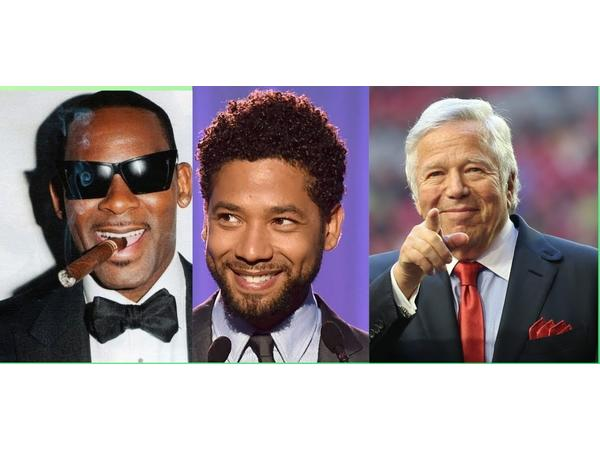 R. Kelly indicted, Jussie Smollet arrested, Robert Kraft busted - 2-24-19
