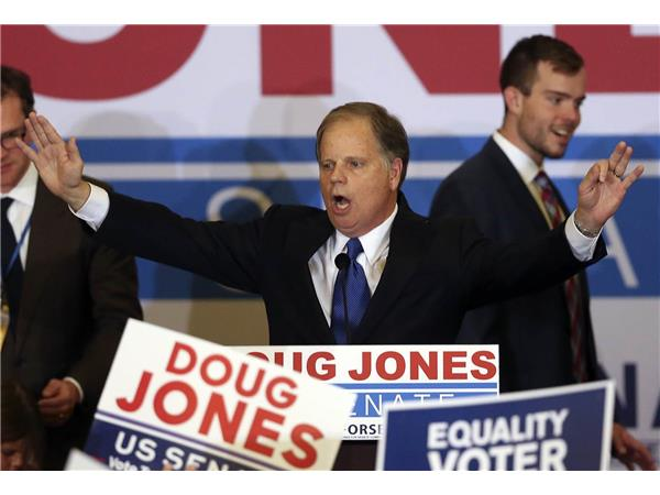 Doug Jones wins Alabama Senate Race: Alabama History, Civil Rights and Racism
