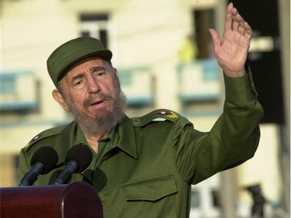 Fidel Castro's relationship with African people. Why they liked him so much