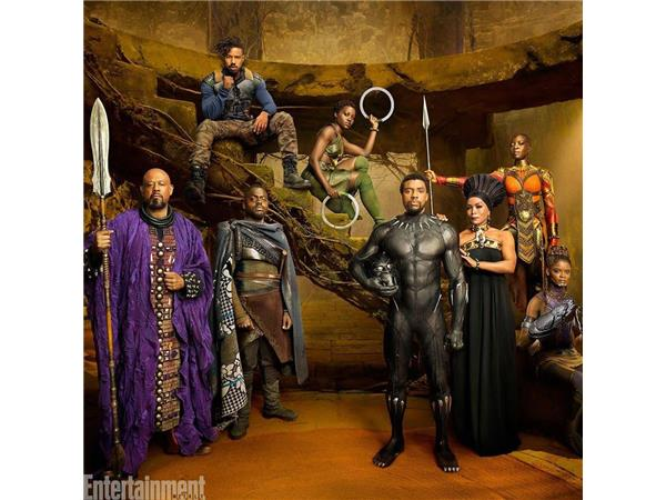 Black Panther Is A Hit & Raising Our Conscious Level; 13 Russians Indicted