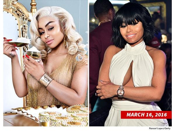 Blac Chyna is headed to Nigeria to promote 'Whitenicious' skin Bleaching Cream