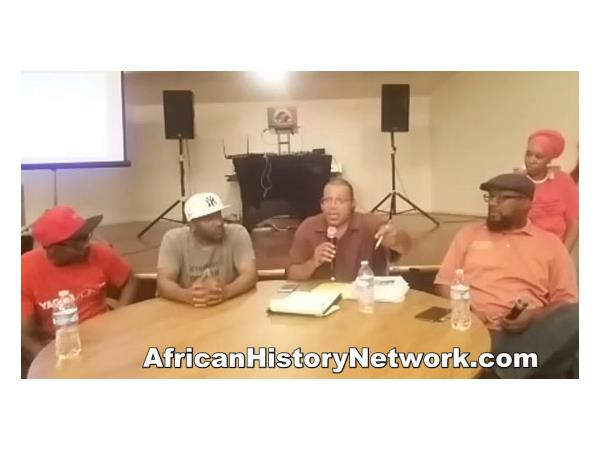 School to Prison Pipeline Panel Discussion - Black Homeschooling Expo - 7-13-18