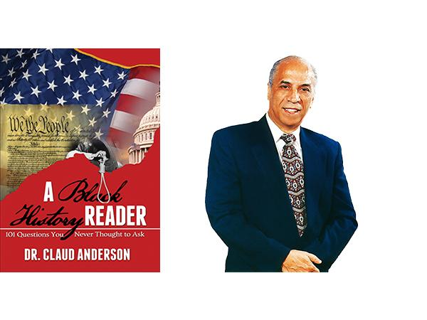 "Dr. Claud Anderson ""The Uniqueness of Black People"" #UsToo; Dr. Paul Finkelman"