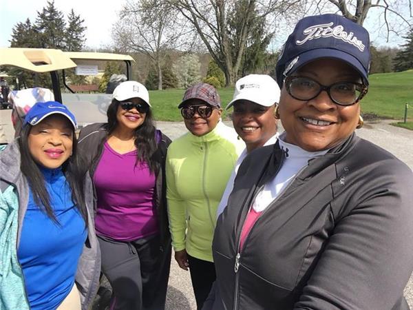 #GolfingWhileBlack: White men call police on Black women for golfing 'too slowly