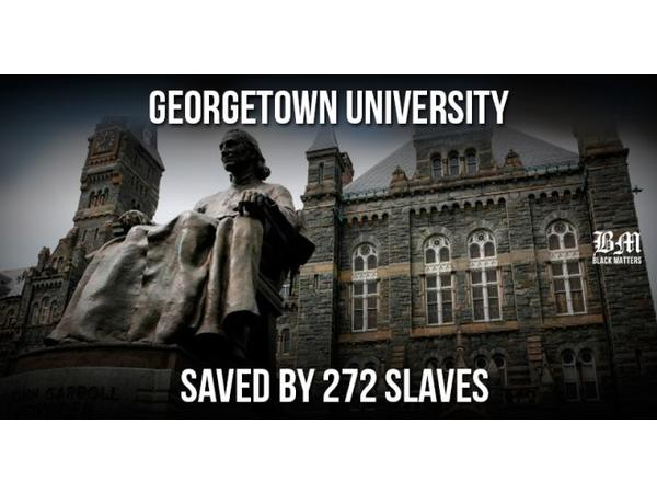 Reparations vote at Georgetown for descendants of 272 Slaves sold in 1838 passes