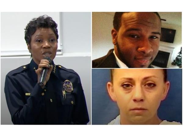 Amber Guyger is Fired by Dallas Police Chief; Still Unanswered Questions 9-24-18