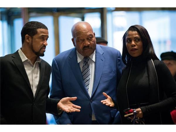 Jim Brown, Ray Lewis meet Trump, Did Obama Underestimate White Supremacy