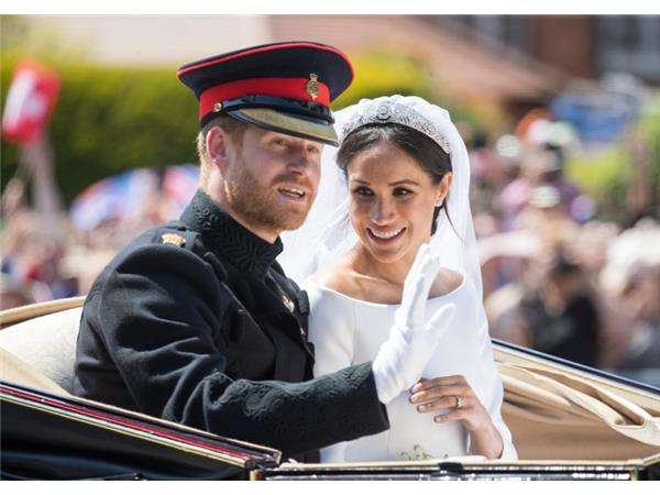 #RoyalWedding, Black people, British Slave Trade, Colonizers; Dr. Ray Winbush