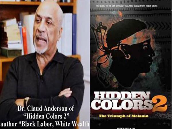 Dr. Claud Anderson - The Black Agenda For 2017 in The Era of Trump