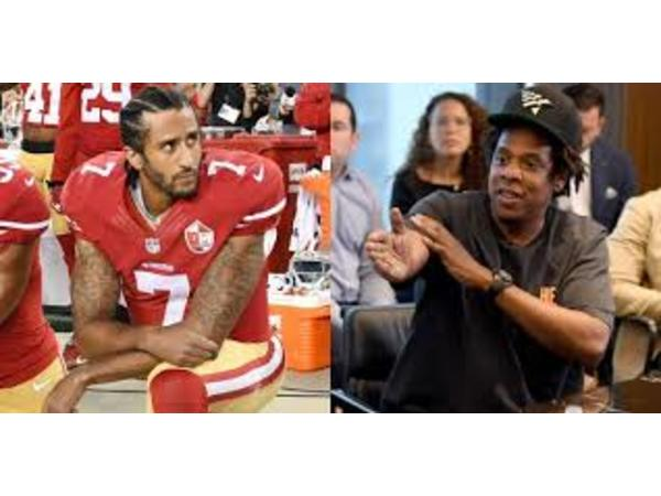 Jay Z's back door NFL deal to undermine Kaepernick - Michael Imhotep 9-2-19