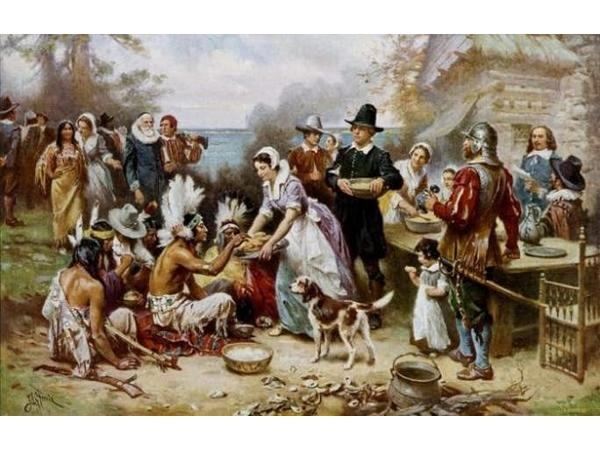 Thanksgiving: National Day of Mourning for African Americans & Native American