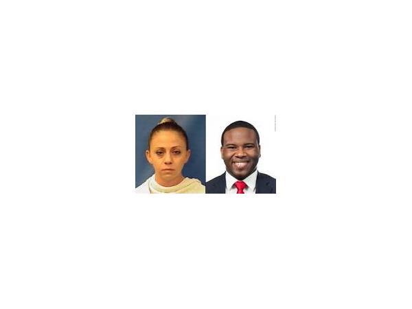 Dallas cop Amber Guyger arrested for killing Botham Jean; 'door was unlocked'