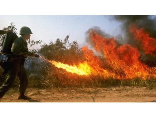 Antifa Flame Thrower