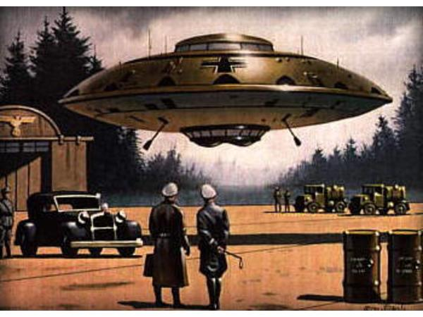 Nazis, Anti-Gravity & Overpopulation