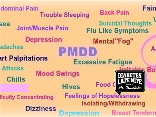 Mr  Divabetic Show - Premenstrual Dysphoric Disorder (PMDD