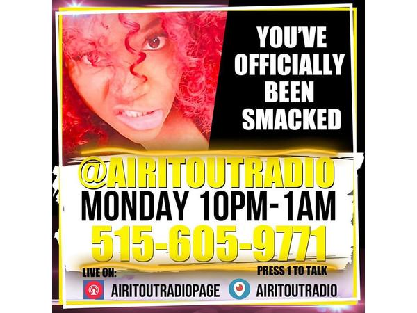 AIR IT OUT RADIO WITH FIYA CHICK 2-11-19