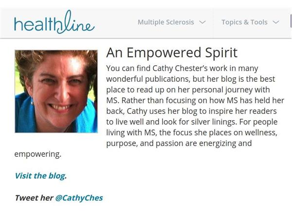 Living with MS in Midlife w/Guest Cathy Chester 06/15 by Brain