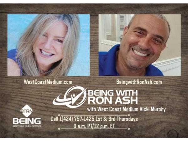 Live Free Psychic Readings with West Coast Medium Vicki Murphy 01/17