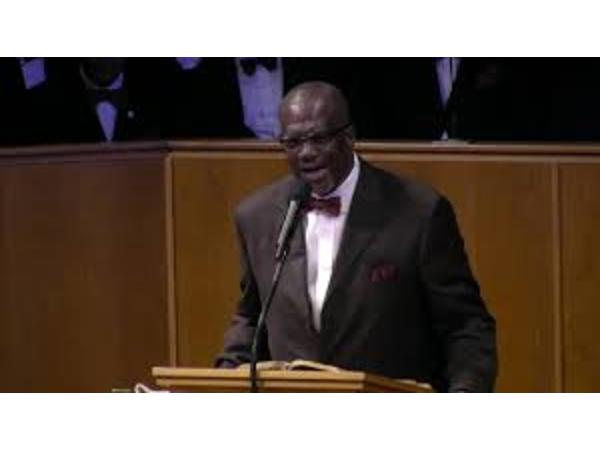 Pastor Terry K Anderson Lilly Grove Missionary Baptist Church 08/08