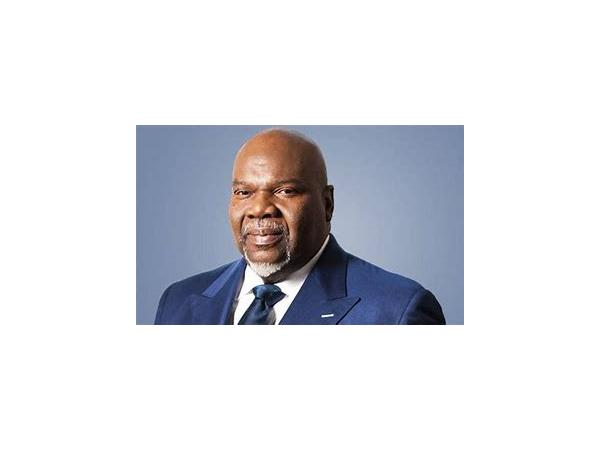 Bishop TD Jakes Giants Are Always at The Gate 08/16 by Freedom Doors