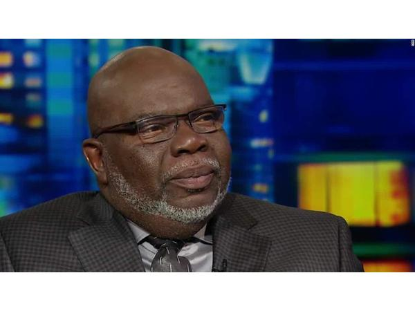 Bishop TD Jakes Sheppard of The Potters House 03/14 by Freedom Doors