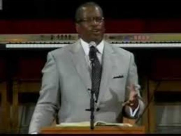 Pastor Terry K Anderson Lily Grove Missionary Baptist
