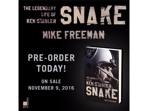The Legendary Life of Ken Stabler Snake