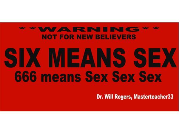 SEX - SEX - SIX