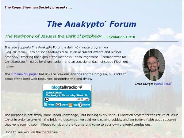 anakypto forum homework
