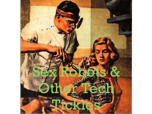 Love's Outer Limits - Sex Robots and Other Tech Tickles