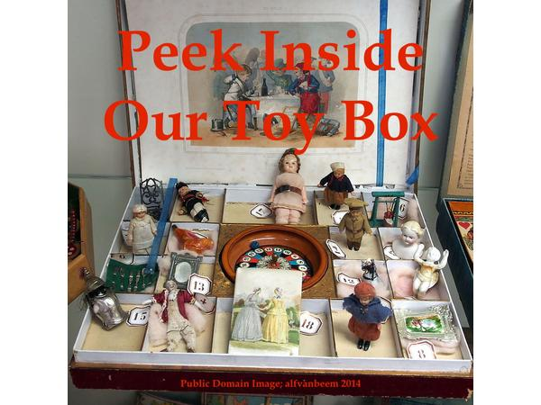 Love's Outer Limits - Peek Inside Our Toy Box