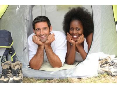 Black girl with white man