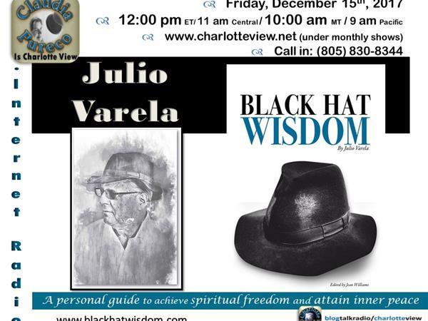 pretty nice ba614 e6a17 Dec 15 ~ C View: Black Hat Wisdom. Julio Varela (Papi Julio ...