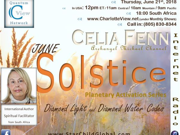 6/21/2018 ~ C View: Planetary Activation Series  June