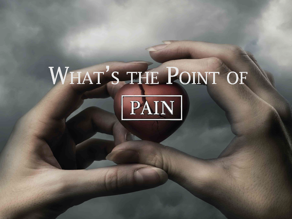 What's the Point of Pain?